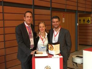 LS Advisors à Patrimonia, pour la Convention Annuelle des Professionnels du Patrimoine au Centre de Congrès de Lyon en France.
