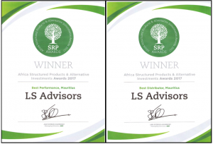 LS Advisors has won two awards