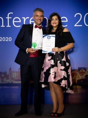 SRP Europe Award Ceremony 2020