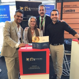 LS Advisors at Patrimonia 2018